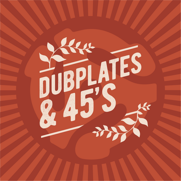 DUBPLATES & 45'S 003 - Delhi Sultanate | BFR Sound System
