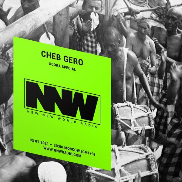 Cheb Gero - Ocora special 3rd January 2021