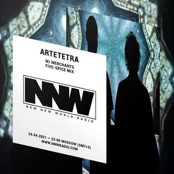 ArteTetra w/ Merchants - 26th April 2021