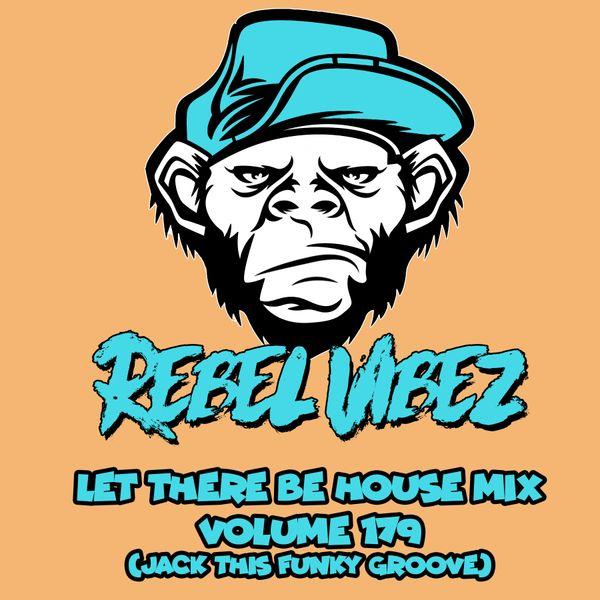 mixcloud RebelVibez