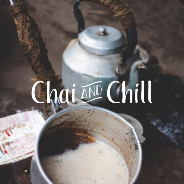 Chai and Chill 017 - James Locksmith