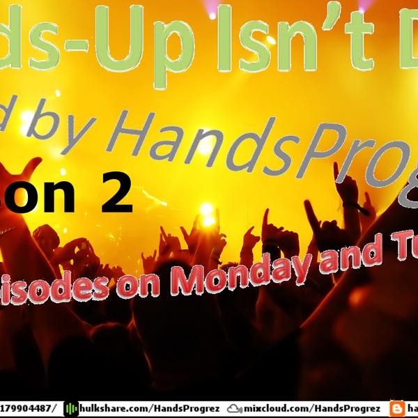 mixcloud handsprogrez