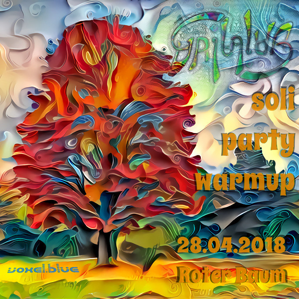 Gailalda Soli Party Warmup - 28.04.2018 @ Roter Baum Dresden