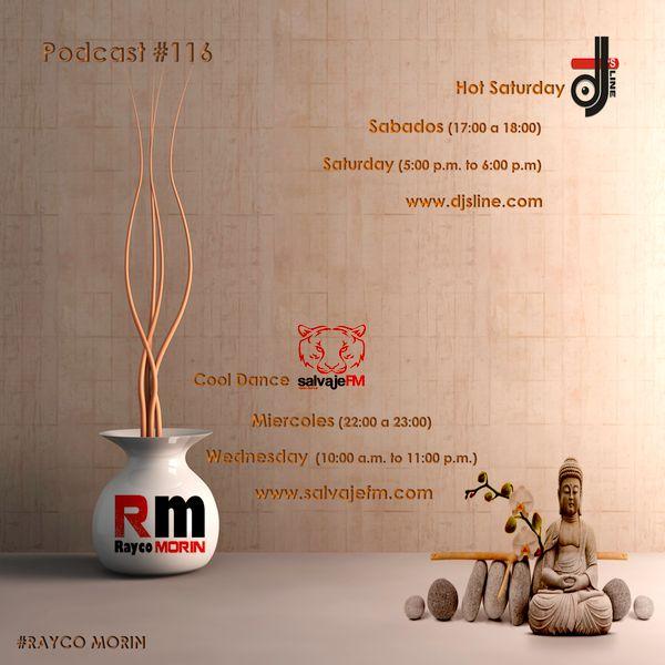 mixcloud RaycoMorin