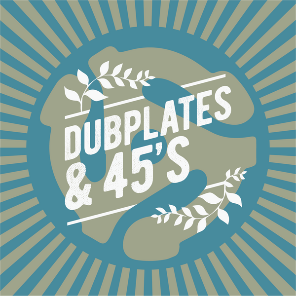 DUBPLATES & 45'S 006 - Delhi Sultanate | BFR Sound System