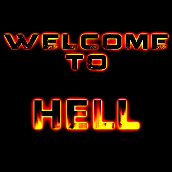 Картинка с надписью ад, картинки днем