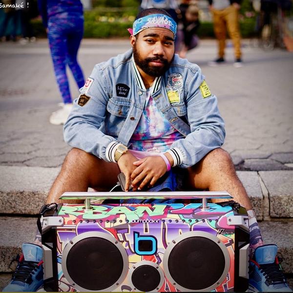 GhettoBlasterRadioActive