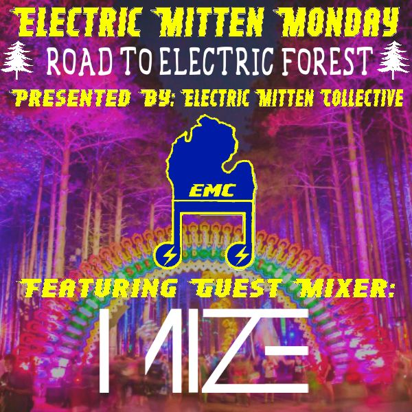 mixcloud electric-mitten-collective