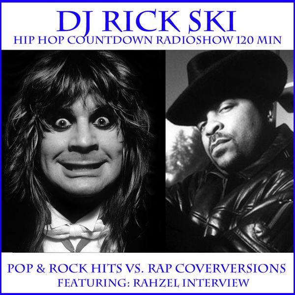 Pop & Rock Hits vs Rap Coverversions - Hip Hop Countdown