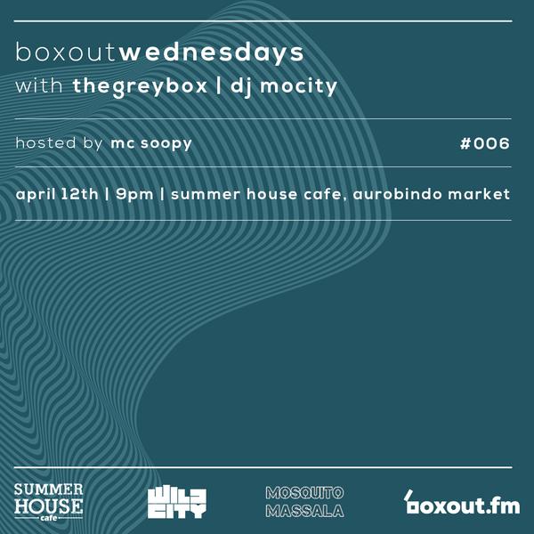 BW006 - thegreybox