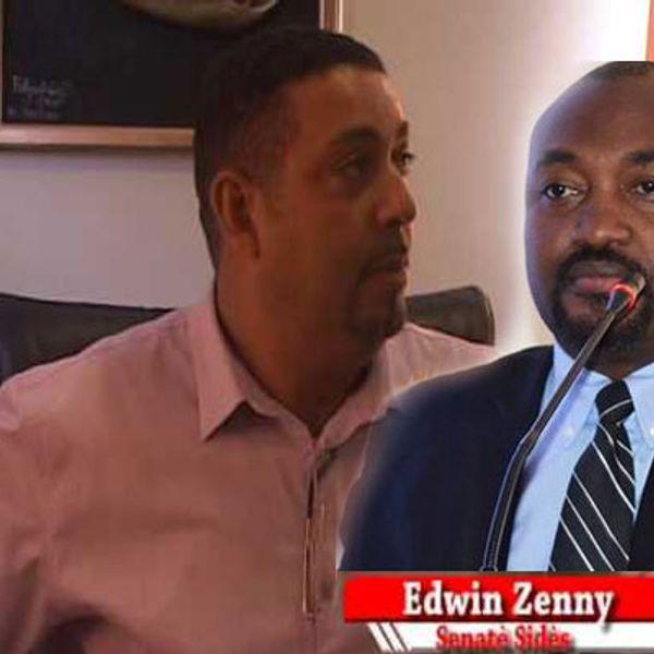 Les explications du sénateur Edo Zenny sur ses déclarations sur un possible deal pour un million US