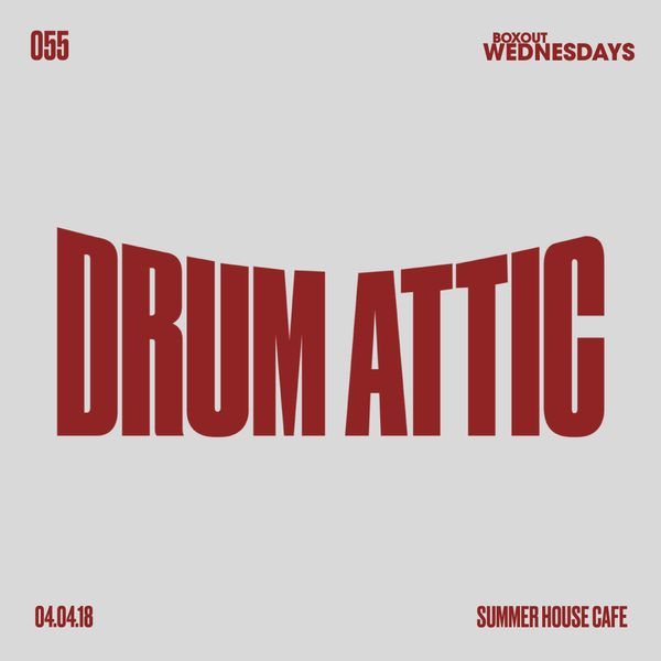 BW055.3 - Drum Attic