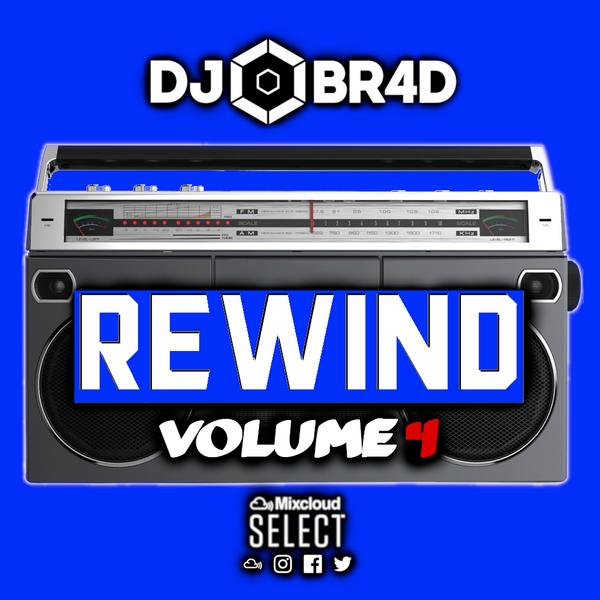 REWIND Volume 4 - OLD vs NEW RnB / Hiphop Mix