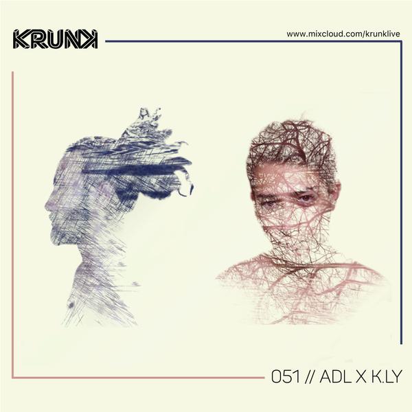 KRUNK Guest Mix 051 :: adL x k.ly