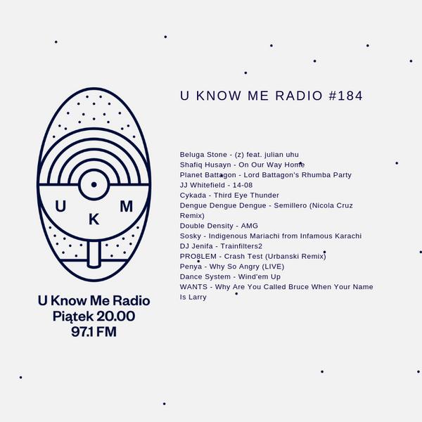 mixcloud UKnowMeRadio