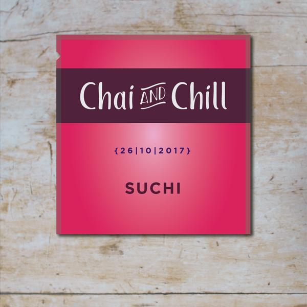 Chai and Chill 012 - SUCHI