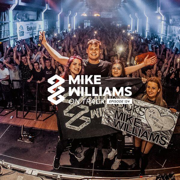 MikeWilliamsOnTrack