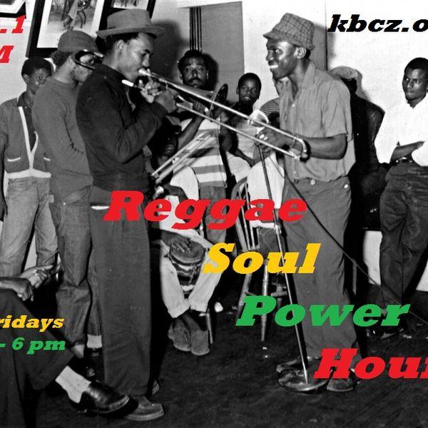 mixcloud Reggae_Soul_Power_Hour