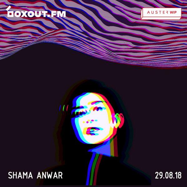 Auster WIP 002 - Shama Anwar