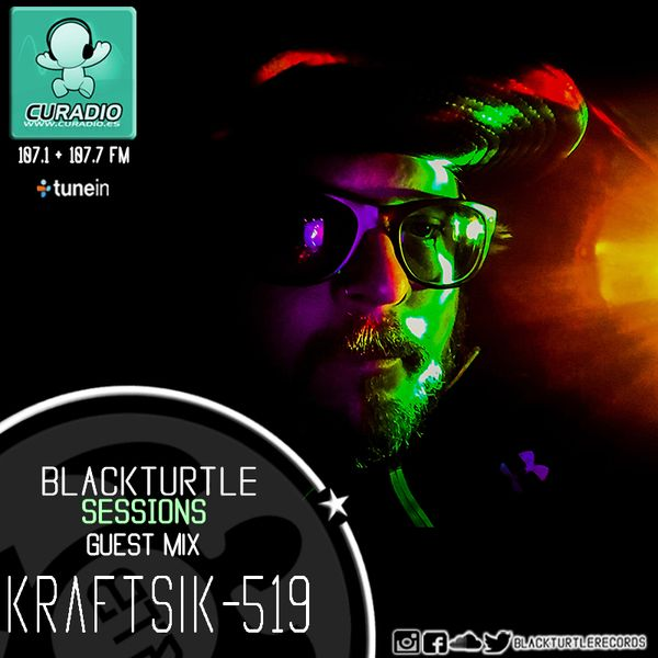 mixcloud BlackTurtleRecords