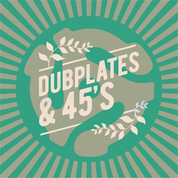 DUBPLATES & 45'S 008 - Delhi Sultanate | BFR Sound System