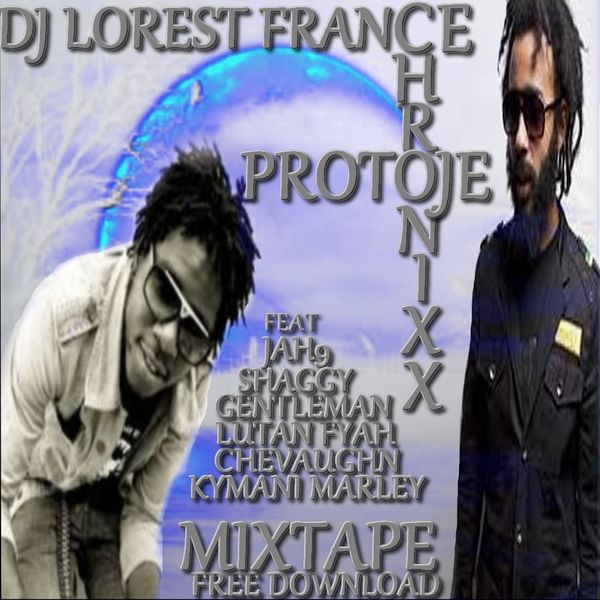 BRAND NEW**CHRONIXX & PROTOJE MIXTAPE by Dj lorest France