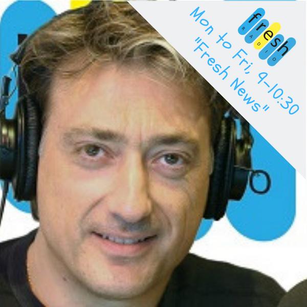 mixcloud freshradio_Melbourne