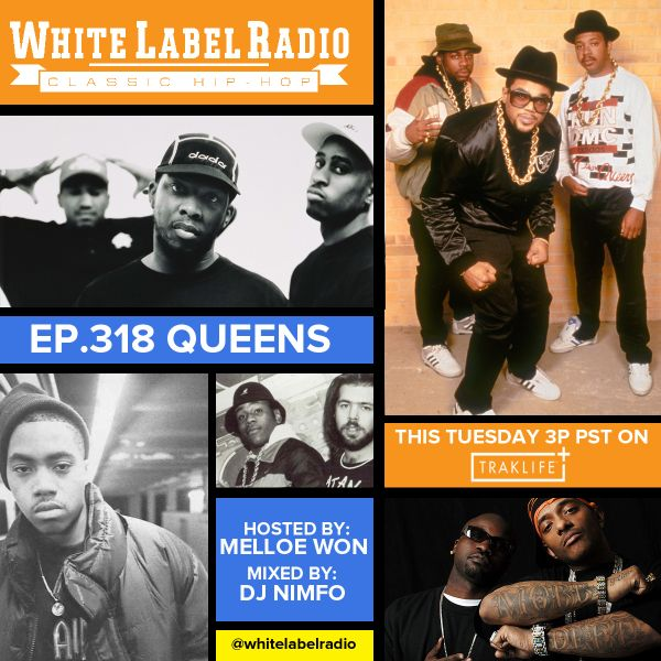 White Label Radio Ep. 318 (Queens Tribute)