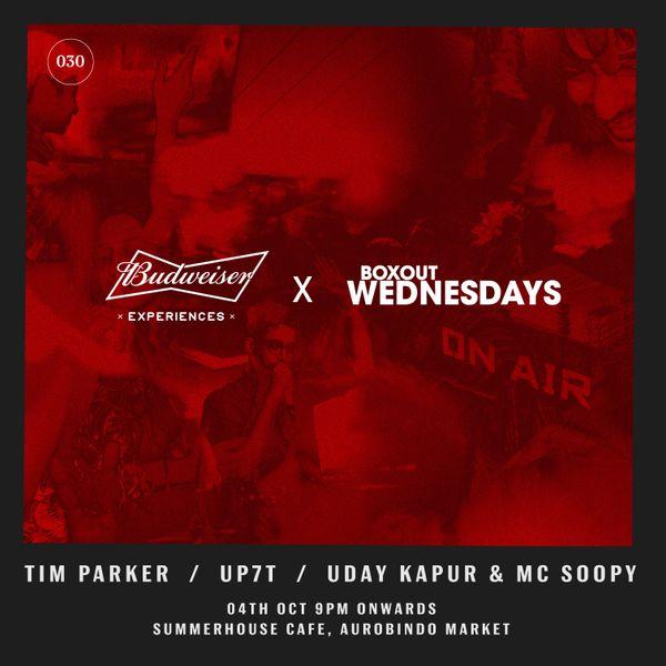 Budweiser x BW030.1 - Uday Kapur & MC Soopy