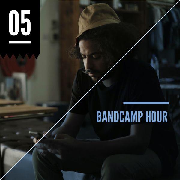 bandcamp hour 005 - DJ MoCity