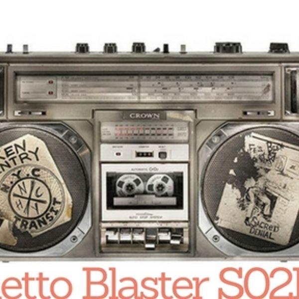 mixcloud GhettoBlasterRadioActive
