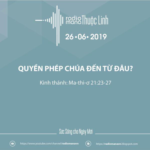 mixcloud RadioManaThuocLinh