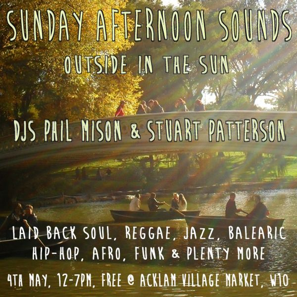 Sunday Afternoon Sounds #5 by Stuart Patterson   Mixcloud