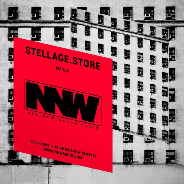 Stellage.store w/ A.A. - 13th August 2020