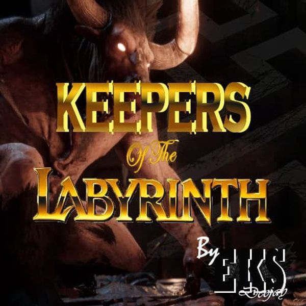 mixcloud KEEPERS_OF_THE_LABYRINTH