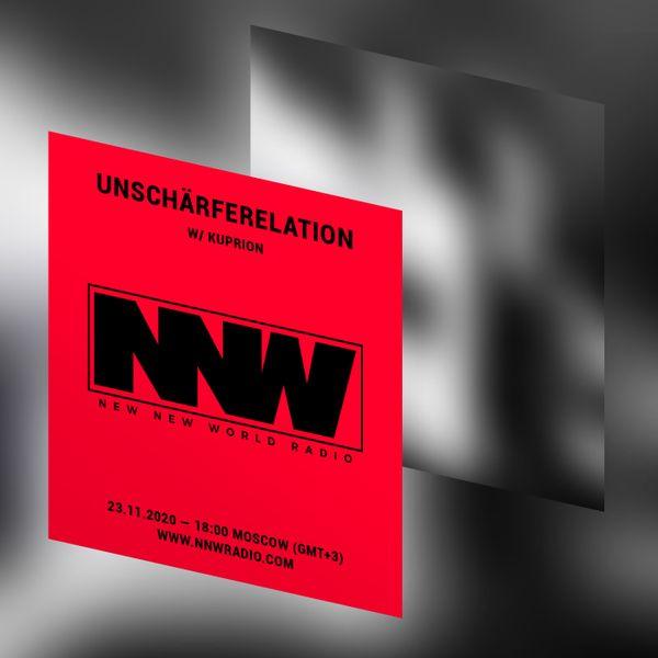 Unschärferelation w/ kuprion - 23rd November 2020