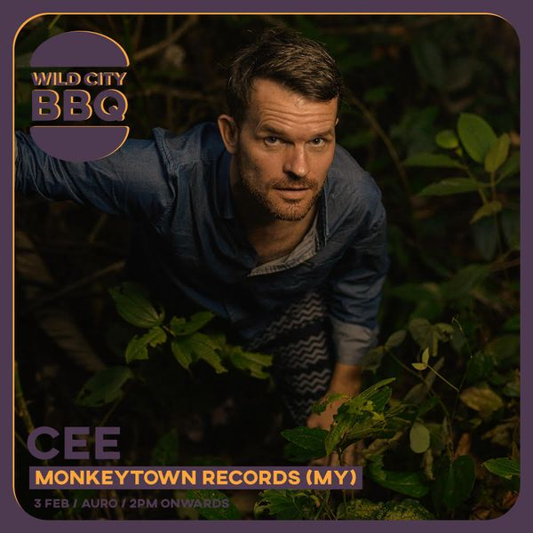 Guest Mix 169 - CEE (Wild City BBQ)