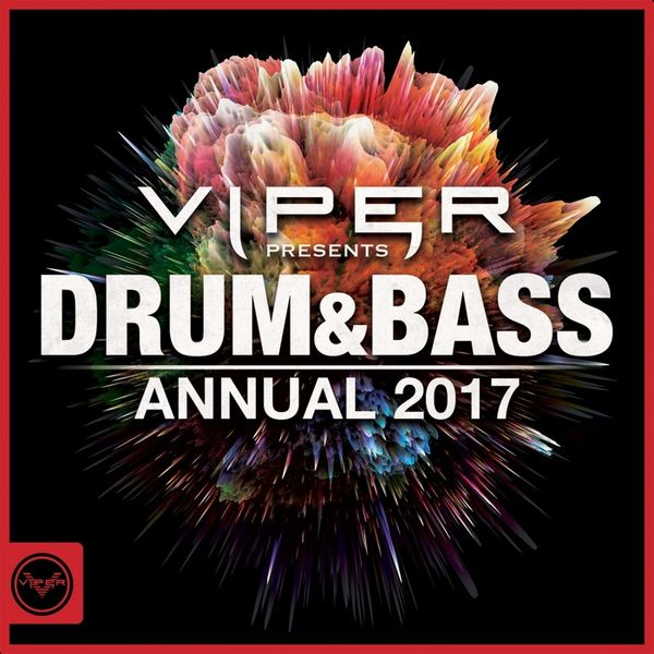 Viper Presents Drum & Bass Annual 2017 (jan 2017) mixed by Maco42