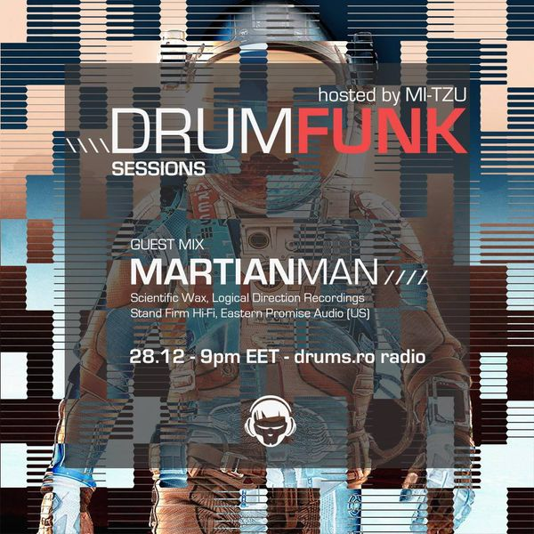 Drumfunk Sessions