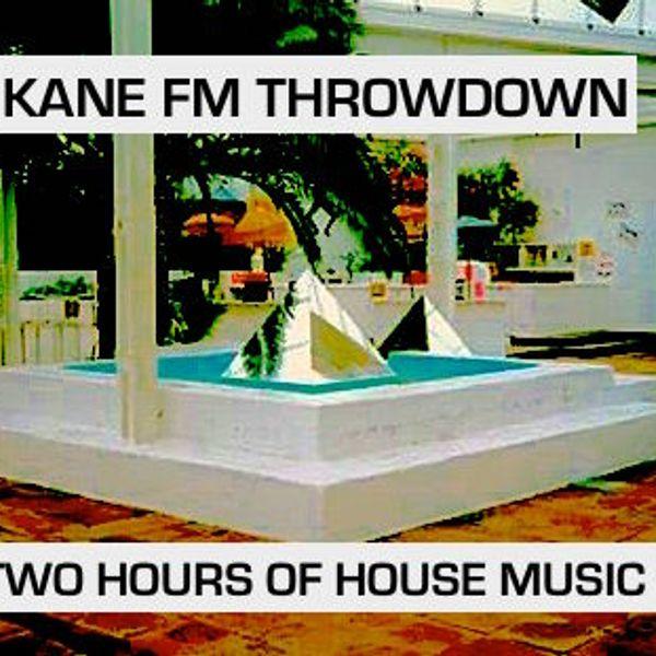 mixcloud KaneFM