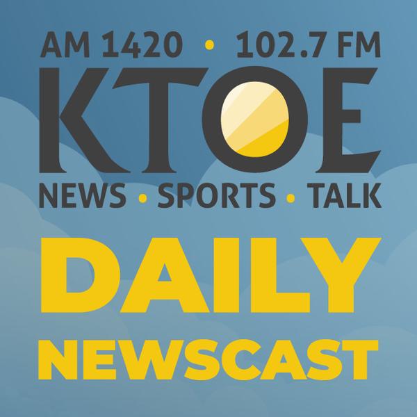 mixcloud KTOE_News