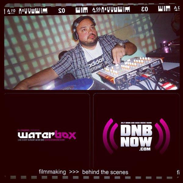 WaterBox #44 DjMarnel dnbnow RadioShow