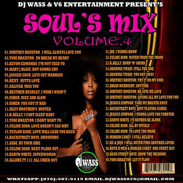 DJ WASS_SOUL'S MIX VOL 4_[HITS AFTER HITS] by Dj wass | Mixcloud