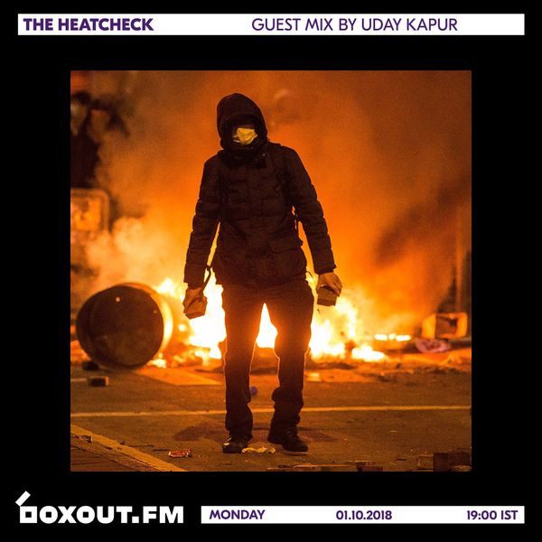 The Heatcheck 028 - Guest Mix by Uday Kapur