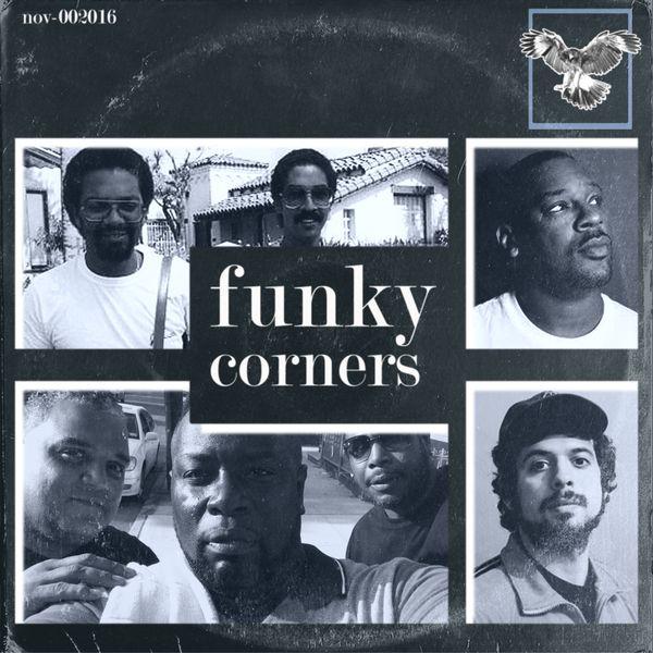 mixcloud FunkyCorners