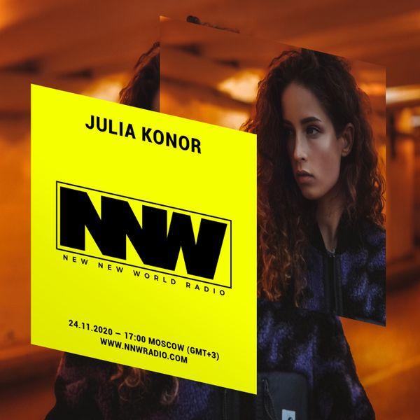 Julia Konor - 24th November 2020