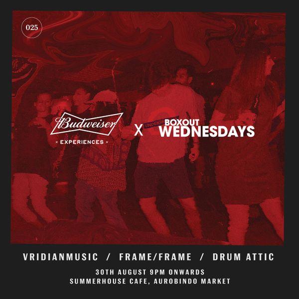 Budweiser x BW025.1 - VridianMusic