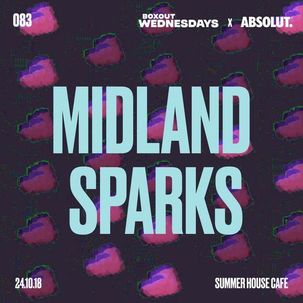 Boxout Wednesdays 083.1 - Midland Sparks