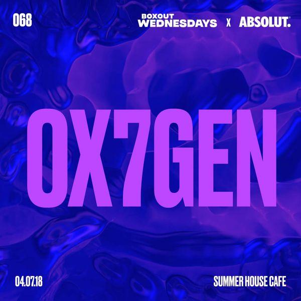 BW068.3 x Absolut - OX7GEN
