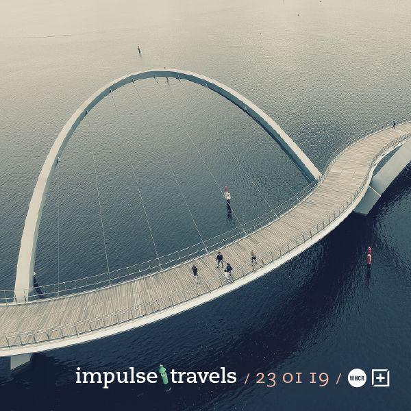 IMPULSE TRAVELS radio show. 23 january 2019 | whcr 90.3fm harlem | traklife radio › ep 324